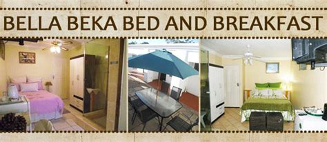 bella bed and breakfast bella bheka bed and breakfast businesses in south africa