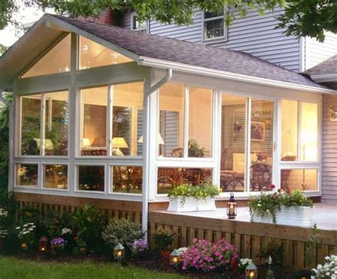 Sunroom And Patio Designs 60 Best Images About Plans For 4 Seasons Room Deck On Pinterest Building Contractors Outdoor