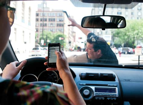 rise  texting  isnt fazing texting drivers