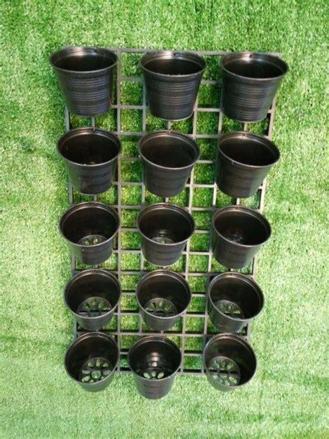 Black Garden Pots Sale Vertical Garden Plastic Flower Pots End 11 21 2018 1 15 Pm