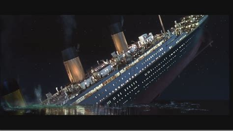 titanic movie boat sinking scene the sinking of titanic ultimate titanic