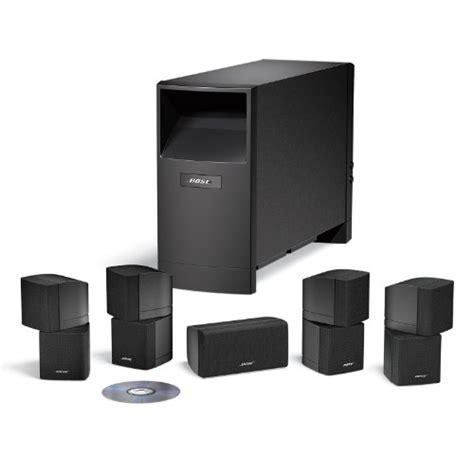 bose acoustimass  series iv home entertainment speaker
