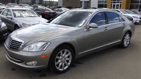 Mercedes S550 2007 by Pre Owned 2007 Mercedes S Class S550 4dr Sdn V8 Rwd