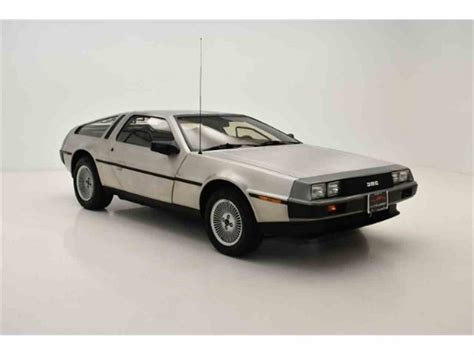 delorean dmc 12 for sale 1981 delorean dmc 12 for sale classiccars cc 986724
