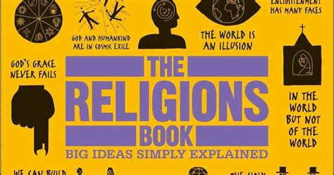 the religions book big the bookish elf the religions book big ideas simply explained dk publishing