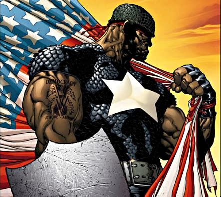 Isaiahs A Real Physical 2 by This Comic Is History Captain America Comicattack