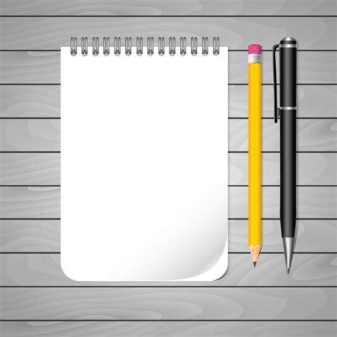 design notebook online empty notebook design vector free download