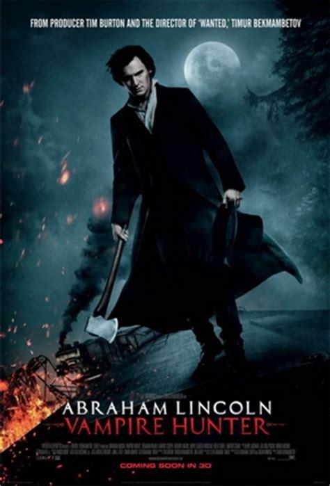 abraham lincoln vire hunter movie vs the book abraham lincoln matrix meets civil war sniderwriter