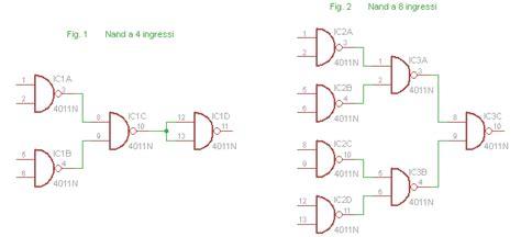 esercizi sulle porte logiche elettronica digitale per principianti parte seconda