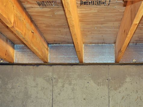How To Insulate Floor Joists In Crawl Space crawl space insulation with silverglo in ohio crawl