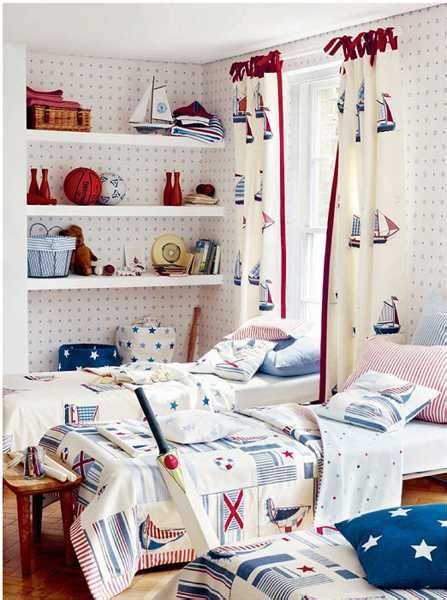 nautical decor ideas bedroom nautical decor ideas for young sea lovers dreaming in boys