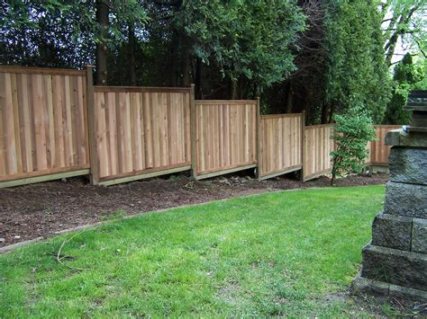 how to build a backyard fence creative backyard fence ideas for garden edging building loversiq