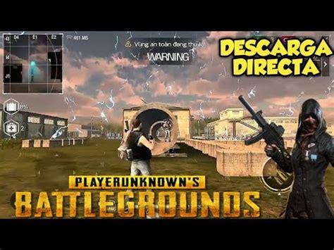 descarga free fire | playerunknown's battlegrounds para