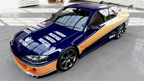 nissan silvia fast and furious han s nissan silvia from the fast and the furious tokyo