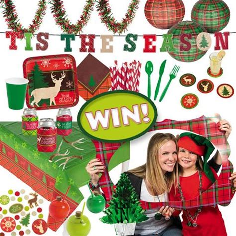 Oriental Trading Giveaway - oriental trading christmas party supplies giveaway thrifty momma ramblings