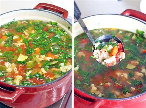 Detox Soup Recipe Crock Pot by Easy Crock Pot Chicken Soup Recipes Simplemost
