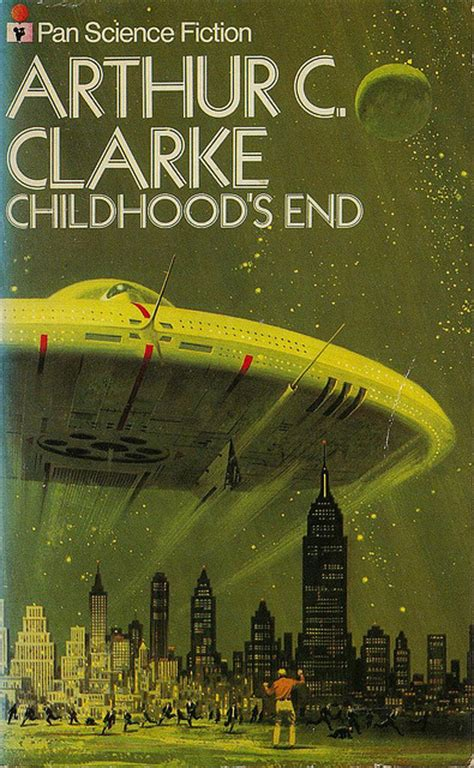 arthur c clarke childhood s end books