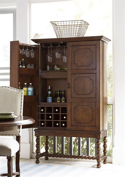 Universal Furniture Bar Cabinet Dogwood Quot A Walks Into A Bar Quot Cabinet By Universal At Baer S Furniture Dining Rooms