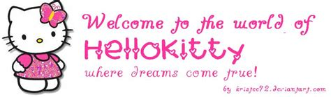 design banner hello kitty hellokitty banner by kristee72 on deviantart