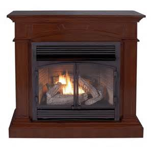 Fireplace Logs Lowes by Vent Free Corner Or Wall Mount Liquid Propane And Natural