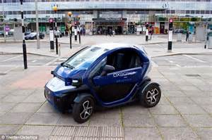 Chrysler Milton Keynes Driverless Vehicle To Be Tested On Uk Streets For The