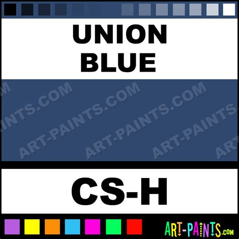 union blue historical color sticks casein milk paints cs h union blue paint union blue