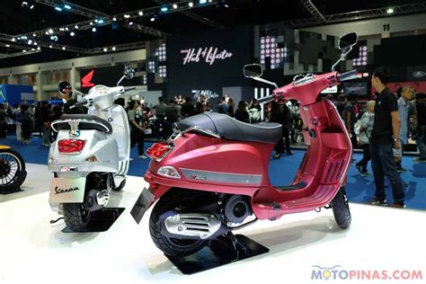 Motor Vespa Lx I Get bims 2017 i get equipped vespa s125 lx125 launched