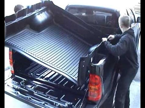 how to remove bed liner toyota hilux pickup bed liner truck load bed liner for hilux youtube