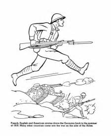 war 2 coloring pages