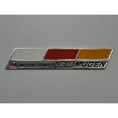 Honda Mugen Aufkleber by Honda Mugen Emblem