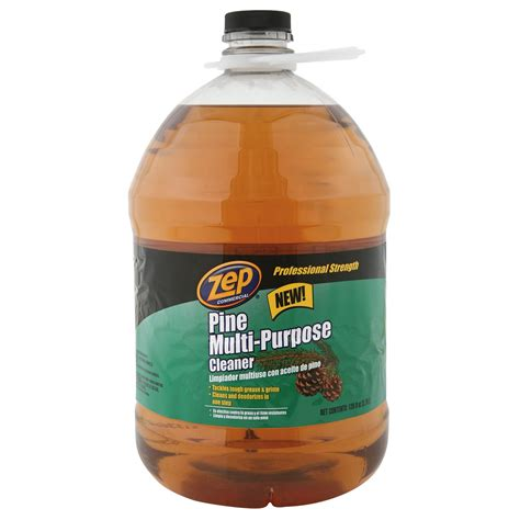 multi purpose zep pine multi purpose cleaner 1 gal qc supply