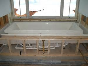Drop In Bathtub Installation Creative Tile And Marble Learning Center Whirlpool Tile
