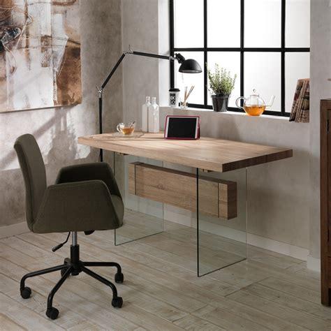 tavoli scrivania tavolo da pranzo scrivania design moderno in vetro e mdf ivo