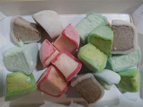 membuat es krim rasa coklat es krim mochi rasa uniknya membuat ketagihan oleh hastira