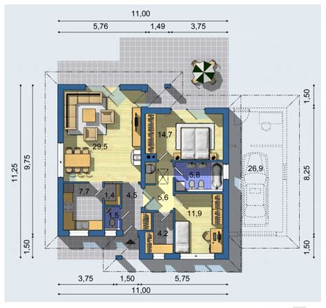 non open floor plans single family small house plans and layout find the