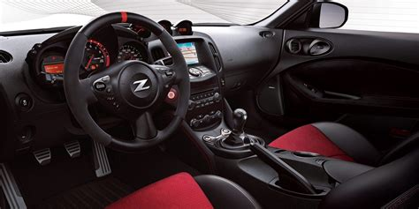 nissan fairlady 2016 interior 2018 370z nismo sports coupe nissan usa