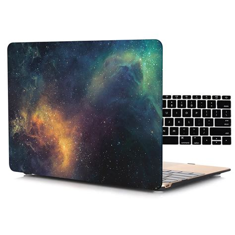 matte galaxy galaxy texture matte frosted shell case for macbook air