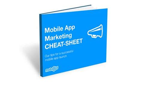 mobile marketing pdf 10 sheets for marketers