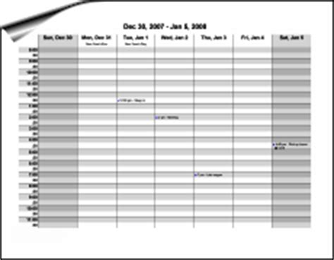 calendarsthatwork com be dependable write it down on a