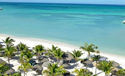 occidental grand aruba resort vacation  airfare  travel  jen  palm eagle beach