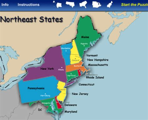 northeast usa map with capitals united healthcare event request form 2018 aep for brokers