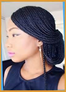 singels hairstyle incredible african single braids with regard to haircut