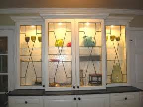 leaded glass kitchen cabinets custom leaded beveled glass kitchen cabinet panels