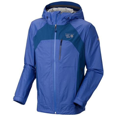 mountain hardwear stretch capacitor jacket waterproof for