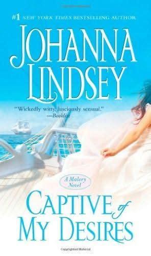 Johanna Captive My Desires esce in libreria sulla rotta desiderio captive of my