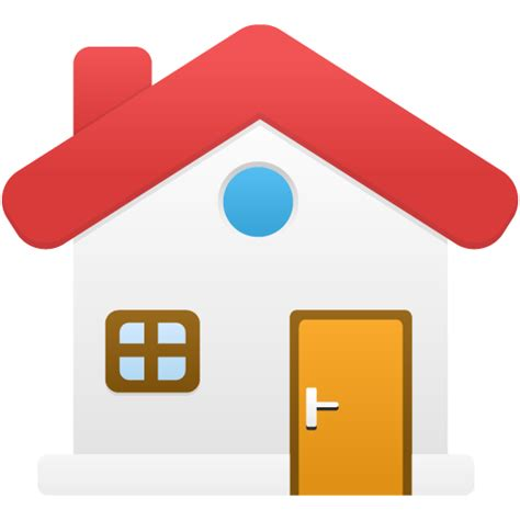 home house icon free icons
