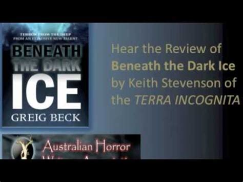 the darkness beneath books beneath the by greig beck book review