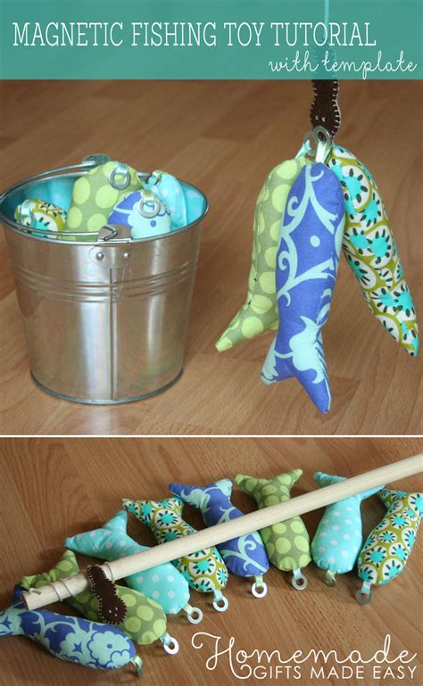 Easy Handmade Toys - easy baby gifts to make ideas tutorials and