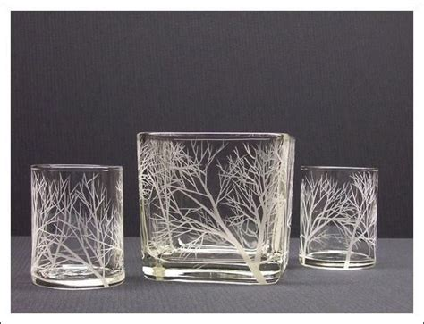Etched Vinyl Projects - diy etched diy ideas for glass wedding centerpieces