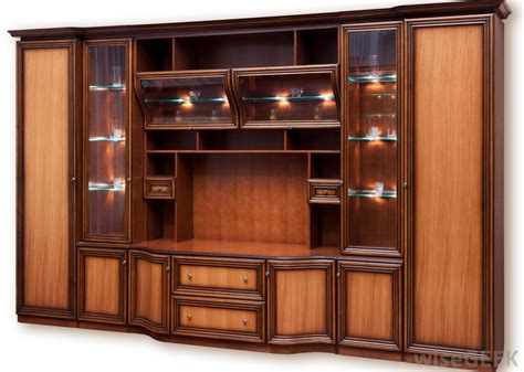 woodwork cabinets what are the different types of wood cabinets with pictures